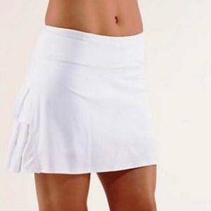 Lululemon Pace Setter Skirt Tall